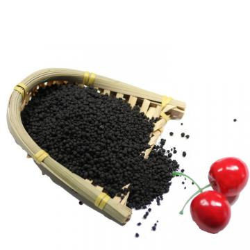 Black Ball Amino Humic Organic Fertilizer With High Quality