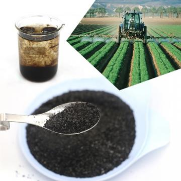Agriculture Organic Fertilizer Seaweed Humic Fulvic Acid Liquid Fertilizer